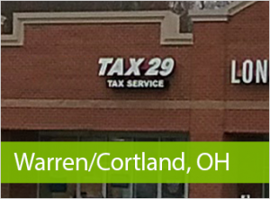 Tax 29 Warren/Cortland, OH