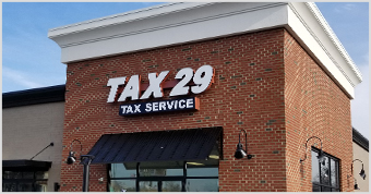 Tax 29 Youngstown, OH